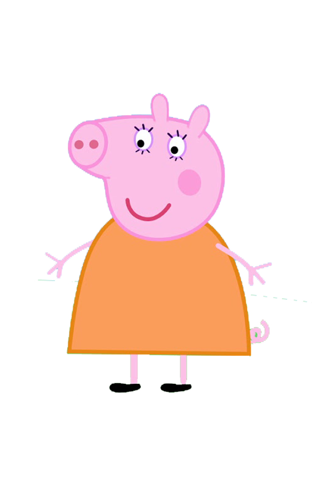 Advertisements. Copy of PP-2. Peppa-Pig-Banner