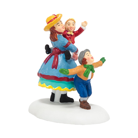 Department 56 Dickens Village 4036522 Holiday Adventure 2014 - Walmart.com #department56