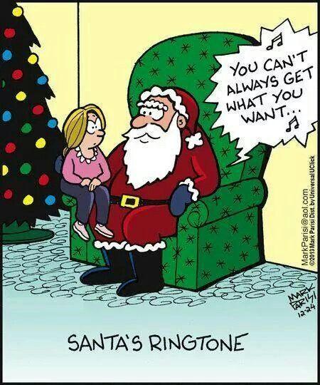 Christmas Funnies Santa S Ringtone Christmas Humor Christmas Memes Christmas Comics