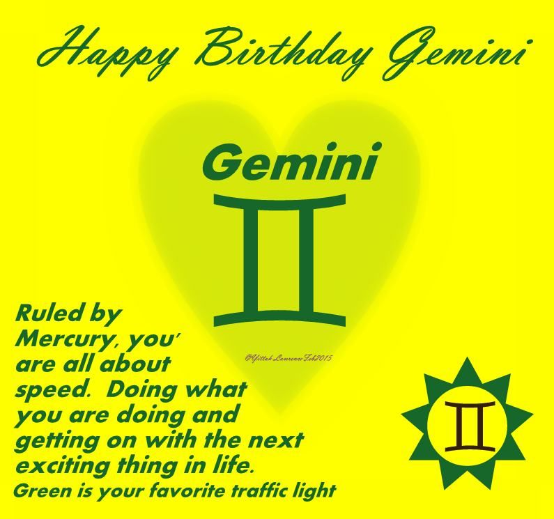 Sometimes contrary, yet  always exciting, Gemini is always booking for what's new
