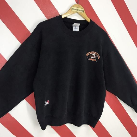 the latest 1b826 ff722 Vintage 90s San Francisco Giants Sweatshirt Crewneck Giants ...