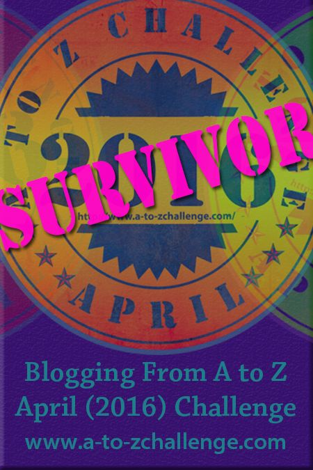 Blogging from A to Z April Challenge: BANNERS/BADGES