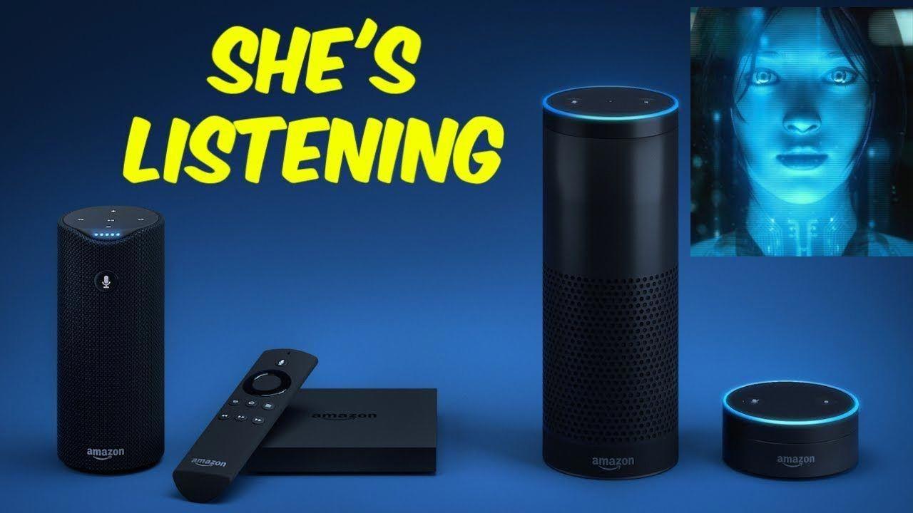 Amazon alexa are listening simple amazon alexa