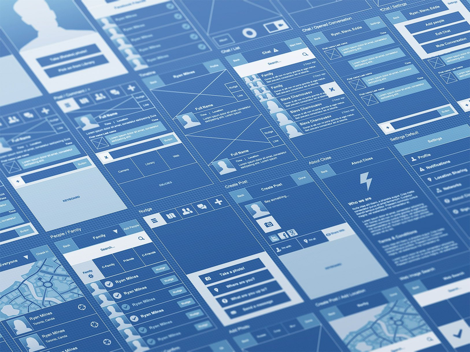 Wireframing close by eddie lobanovskiy on dribbble interface hugeg by eddie lobanovskiy malvernweather Choice Image
