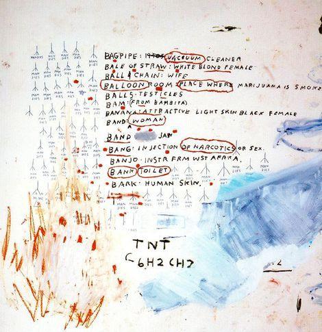 Jean-Michel Basquiat, Eroica II on ArtStack #jean-michel-basquiat #art