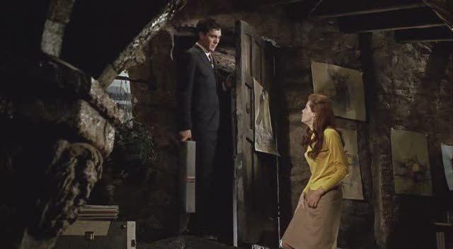 The Collector, dir. William Wyler, 1965