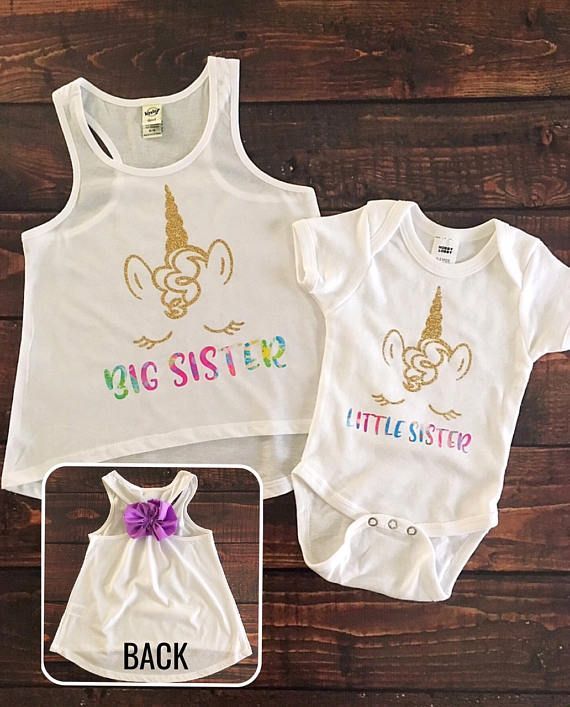0813cf63cf34 Big Sister Little Sister Shirts