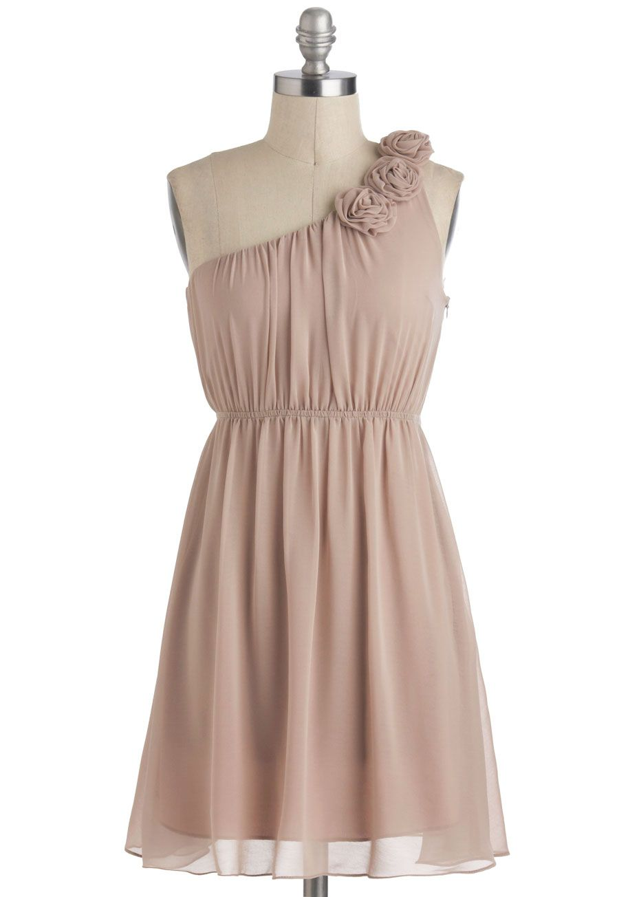 Wedding Tan Dresses lush with beauty dress in garden retro vintage dresses 54 99 bridesmaids special some one shoulder sand short tan