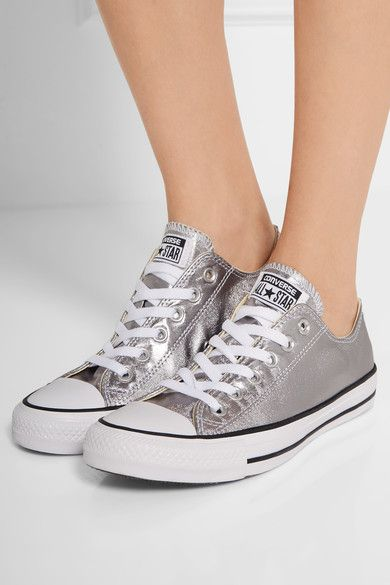 Converse | Chuck Taylor All Star metallic coated canvas
