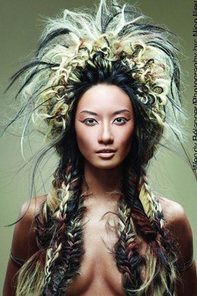 Pleasant 1000 Images About Native American Model On Pinterest Short Hairstyles For Black Women Fulllsitofus