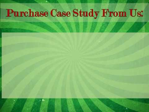 Want to Improve Your Academic Grade? Hire Online Case Study Help!