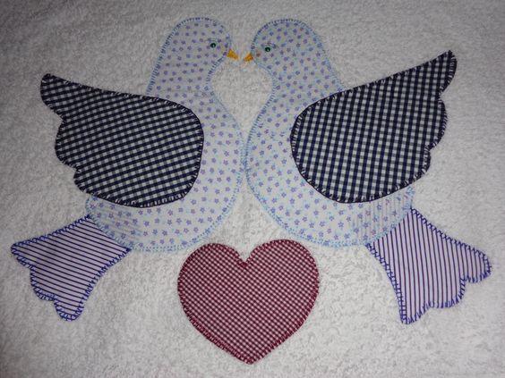 toalha apliques patchwork ile ilgili görsel sonucu | Mavi ...