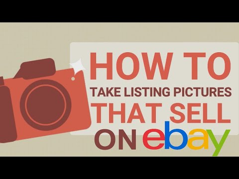 Photography Could Make Or Break A Sale On Ebay Knowing How To Take Really Good Pictures Is Very Important For An O Ebay Selling Tips Things To Sell Ebay Hacks