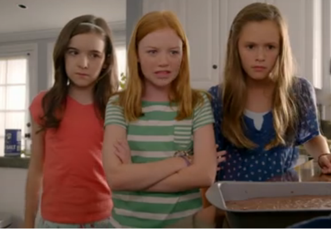 Awwwwww Look How Cute Kelly Hannah And Darbie Are Just Add Magic Magic Cook It Movie Cast