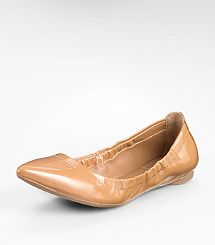 Patent Eddie Pointed Ballet Flat - does ANYONE know when these will be available again?!