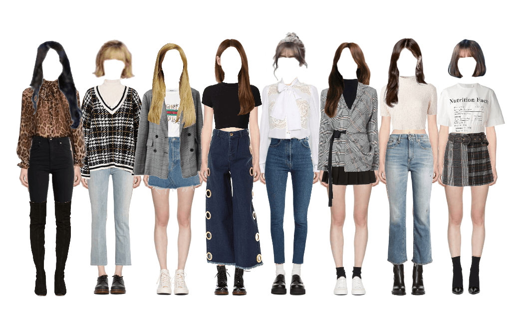 Ysnd On Weekly Idol Kpop Fashion Outfits Korean Girl Fashion Kpop Outfits