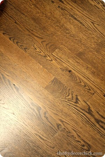 Minwax Jacobean Stain White Oak Pretty Decent Substitute For Traditional And Toxic