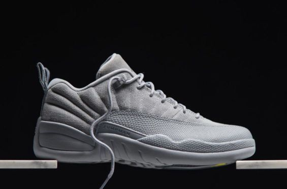 f9d4ae2fa7d2 Now Available  Air Jordan 12 Low Wolf Grey