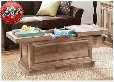 Bench Coffee Table Google Search Wood Coffee Table Storage Wood Coffee Table Rustic Coffee