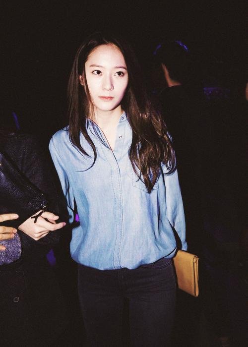 Image Gallery krystal jung tumblr