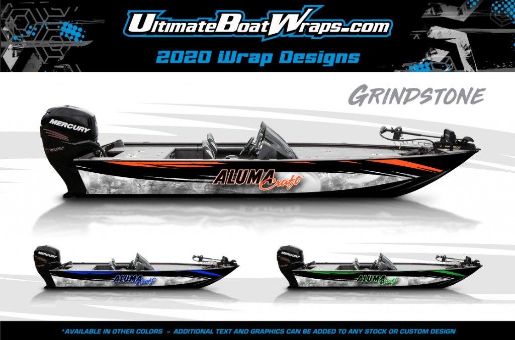 Alumacraft Boat Wrap By Ultimateboatwraps Com Ultimateboatwraps Boatwraps Boatwrap Fishingboatwrap Alumacraftboat Boat Wraps Boat Boat Restoration