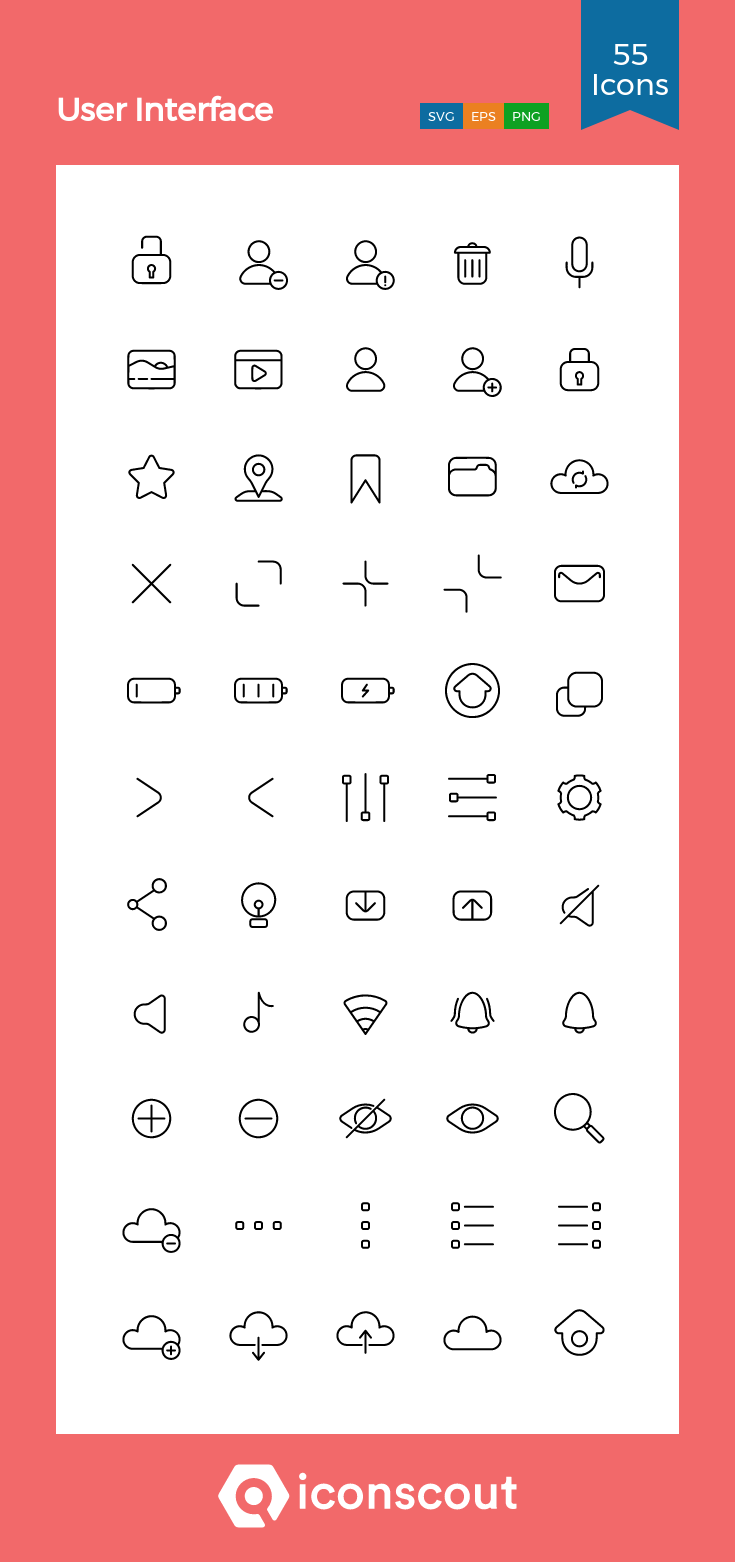 Download User Interface Icon Pack Available In Svg Png Eps Ai Icon Fonts User Interface Icon Interface