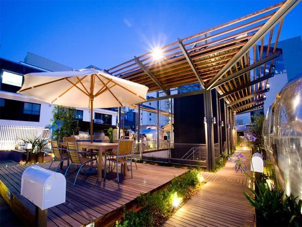 Backyard Grill Cape Town - BACKYARD HOME