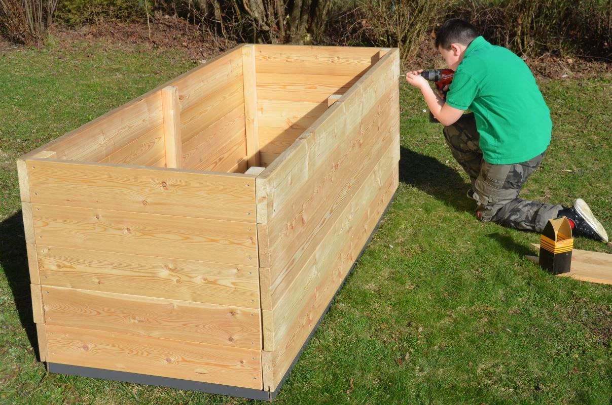 Hochbeet Bausatz Hochbeet Bausatz Hochbeet Holz Shop