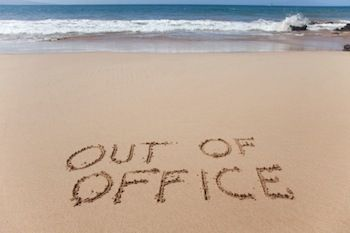 Taking Some Time Off How To Leave A Creative Out Of Office
