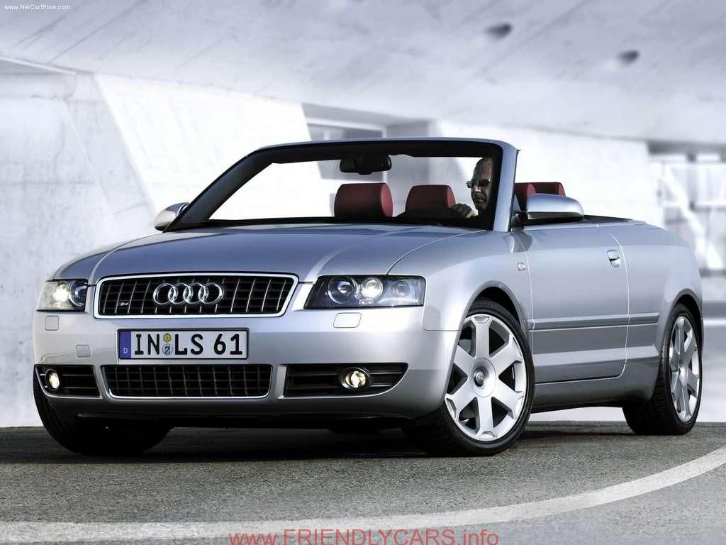 awesome audi a4 2004 convertible car images hd Audi A4 ABT