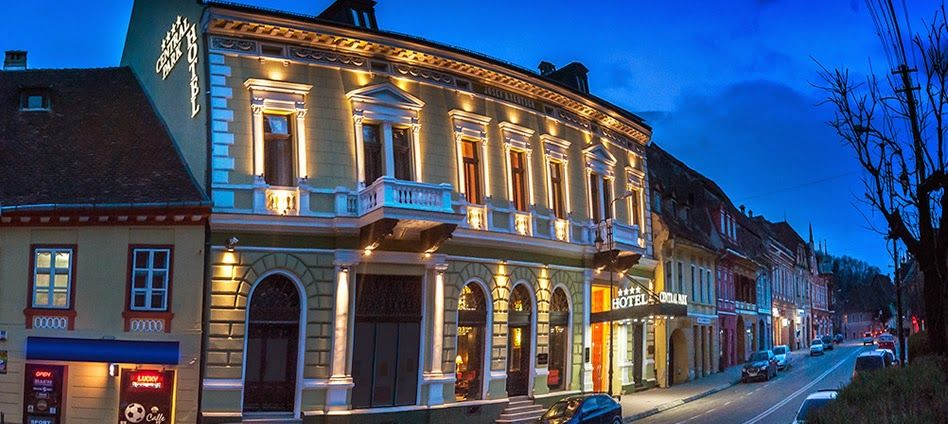 Hotels in Sighisoara: Choice Hotel CENTRAL PARK 4 stars