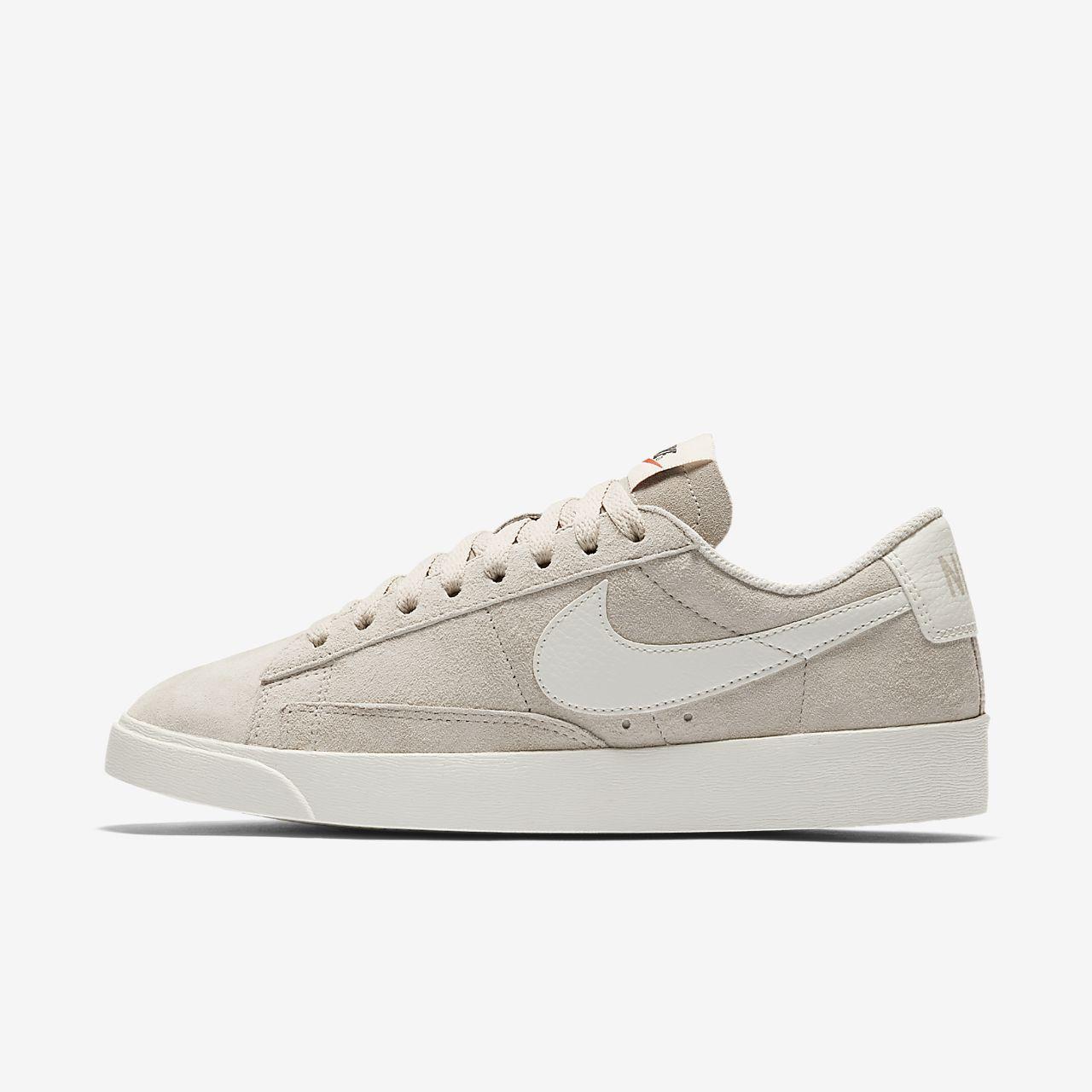 Suede shoes women, Nike blazer