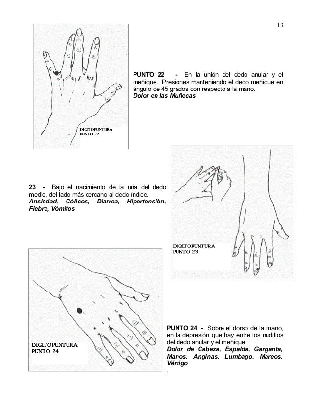 esquema de una mano reflexologia   Digitopuntura   Reflex ...