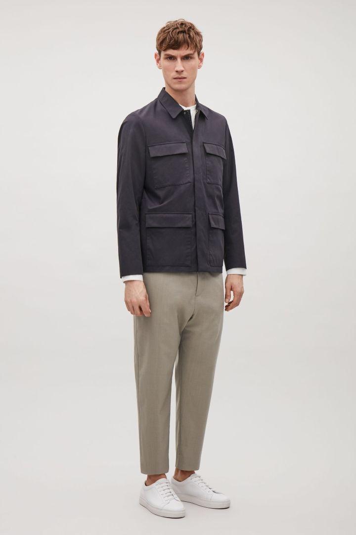 2019 Pinterest Jacket Pockets Style With Man Nel Cos Flap 0qU8xadP