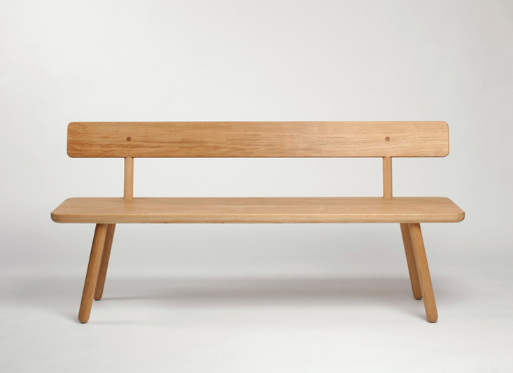 Nice 10 Easy Pieces: Modern Wooden Benches With Backs
