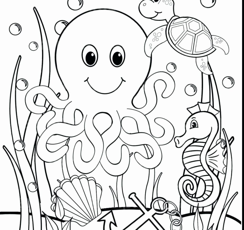 Dolphin Coloring Pages For Kids Lovely Coloring Ocean Coloring Sheets Page Free Printable Pag Ocean Coloring Pages Animal Coloring Pages Monster Coloring Pages