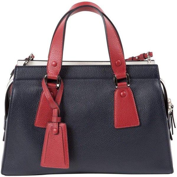 Pre-owned - Leather bag Giorgio Armani 5bYRe61XA