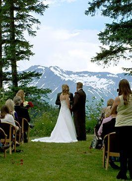 Image Result For Paradise Alaska Wedding