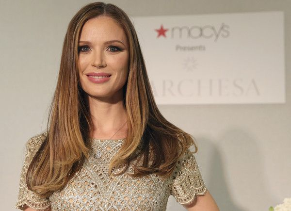 Georgina Chapman Photos - Marchesa Co-founder and Designer Georgina Chapman Launches New Marchesa Fine Jewelry Collection at Macy's in Los Angeles - Zimbio