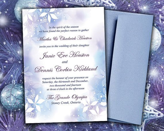 DIY Wedding Invitation Template  - free printable wedding invitation templates for word