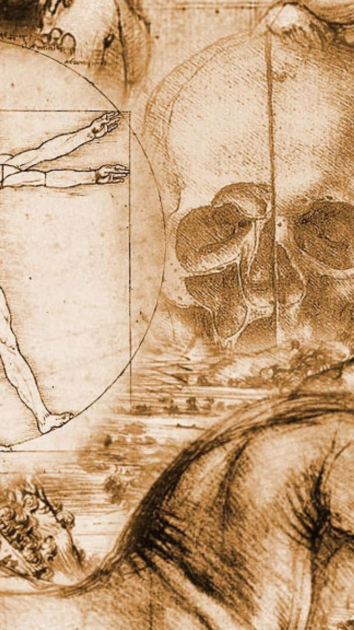 Da Vinci Wallpaper En 2019 Pinturas Fondos De Pantalla Y