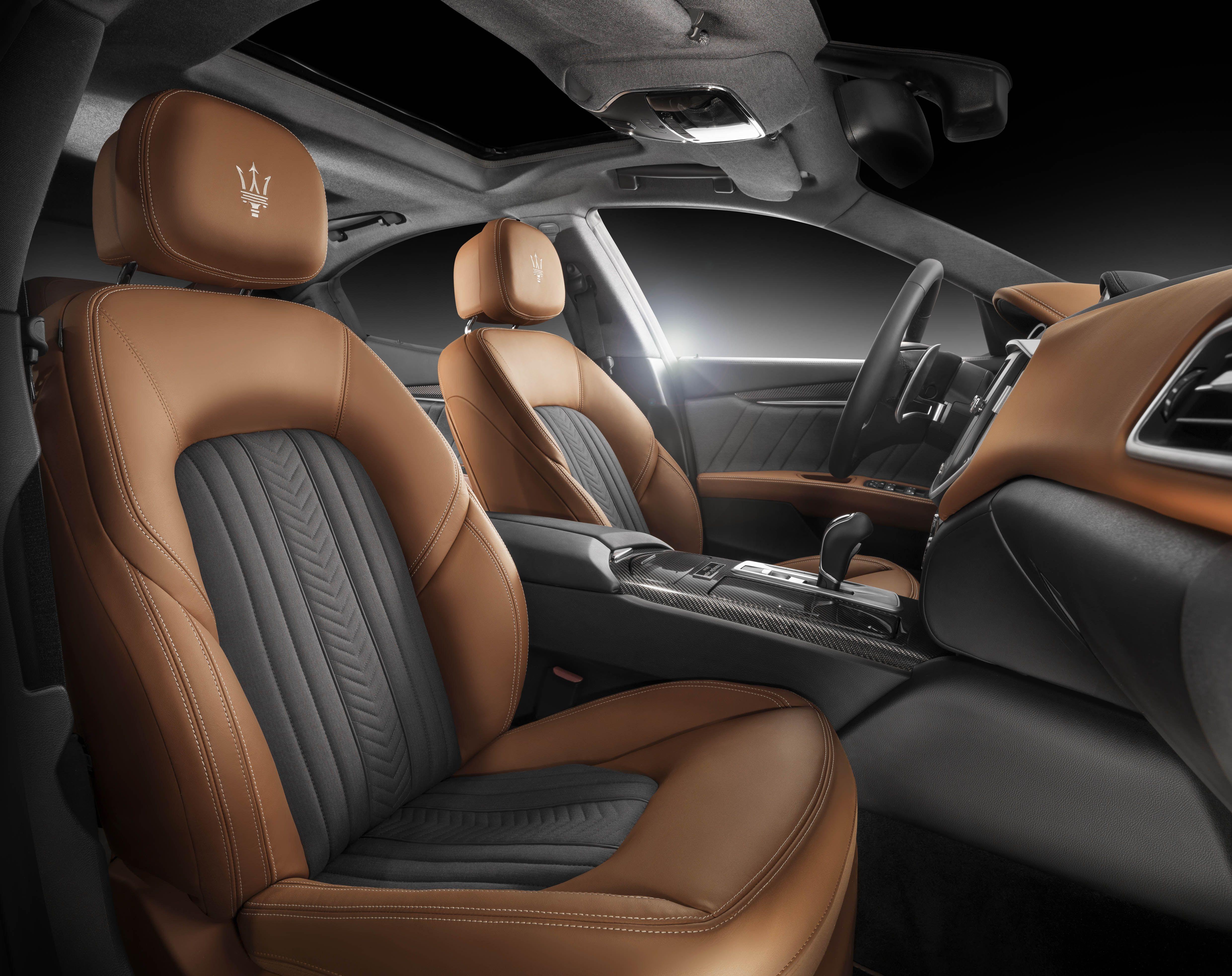 nice 2014 Maserati Ghibli Ermenegildo Zegna Concept (8) | Maserati ...