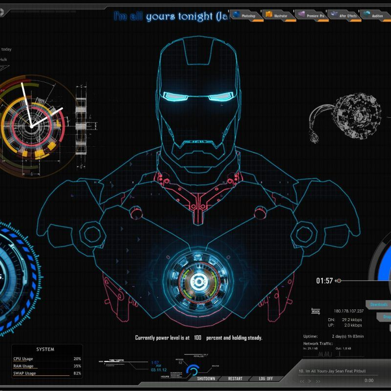 10 Top Iron Man Jarvis Wallpaper Full Hd 1920 1080 For Pc Desktop 2018 Free Download Iron Man Jarvis Wallpape Iron Man Tattoo Iron Man Wallpaper Iron Man Armor Iron man wallpaper jarvis desktop