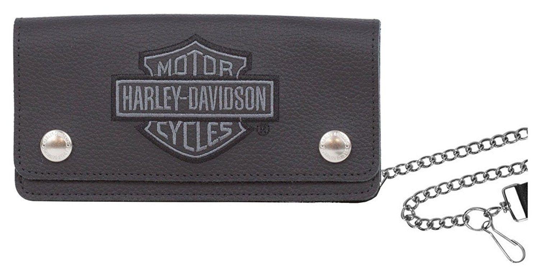 Harley-Davidson Men's Embroidered B