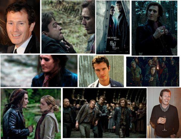 Nick Moran As Scabior The Snatcher Moran Celebrity Crush Harry Potter