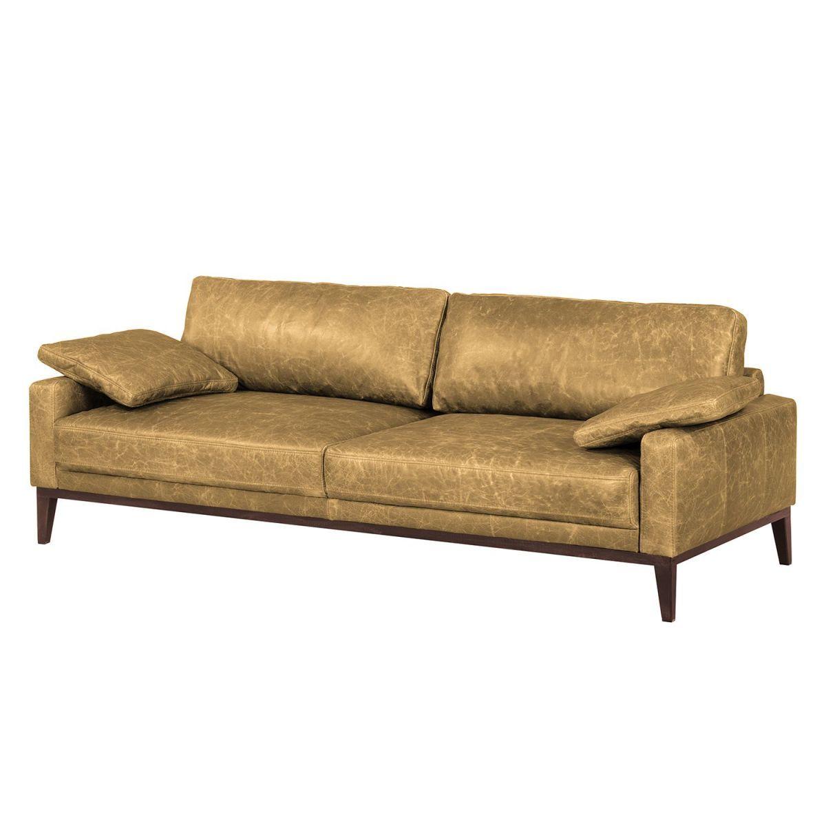Sofa Horley 3 Sitzer Echtleder Beige Ars Manufacti Jetzt Bestellen Unter Https Moebel Ladendirekt De Wohnzimmer Sofas 2 Und 3 Sofas Sofa 3 Sitzer Sofa