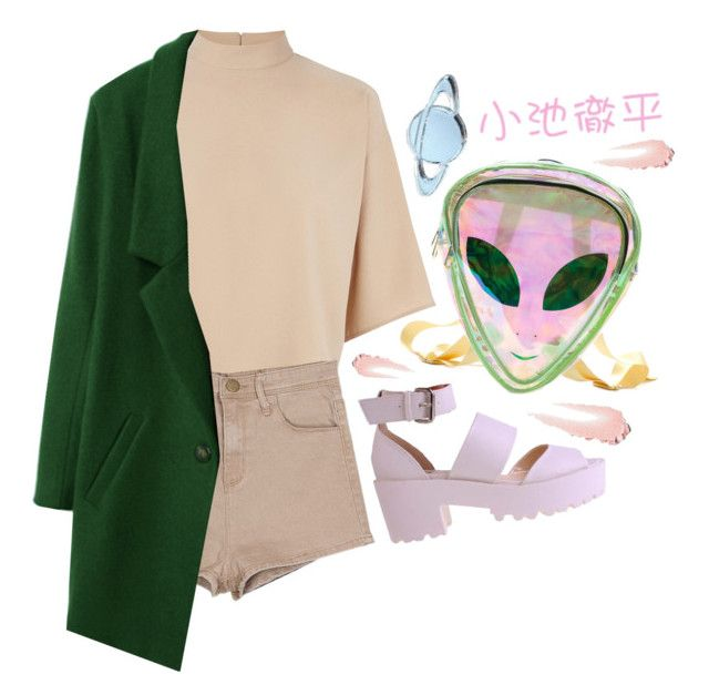 """""""Equilibrum"""" by chocokings ❤ liked on Polyvore featuring Warehouse"""
