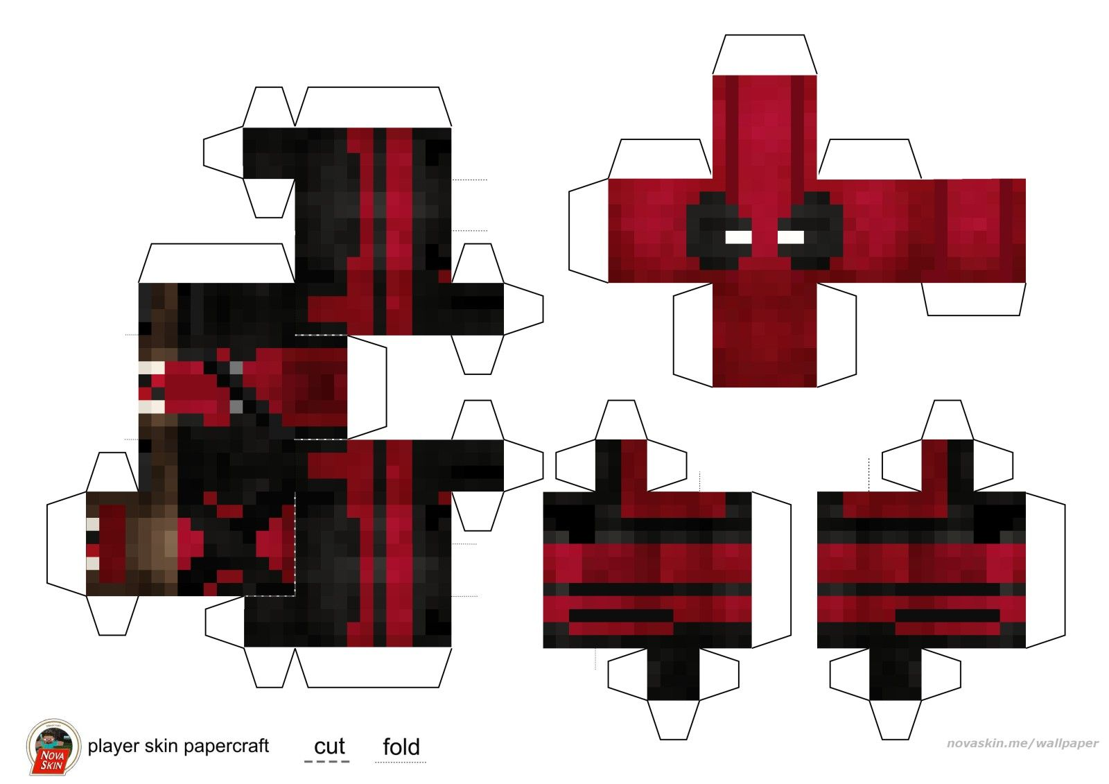 Nova Skin Minecraft Wallpaper Generator With Custom Skins Maquet - Nova skins fur minecraft