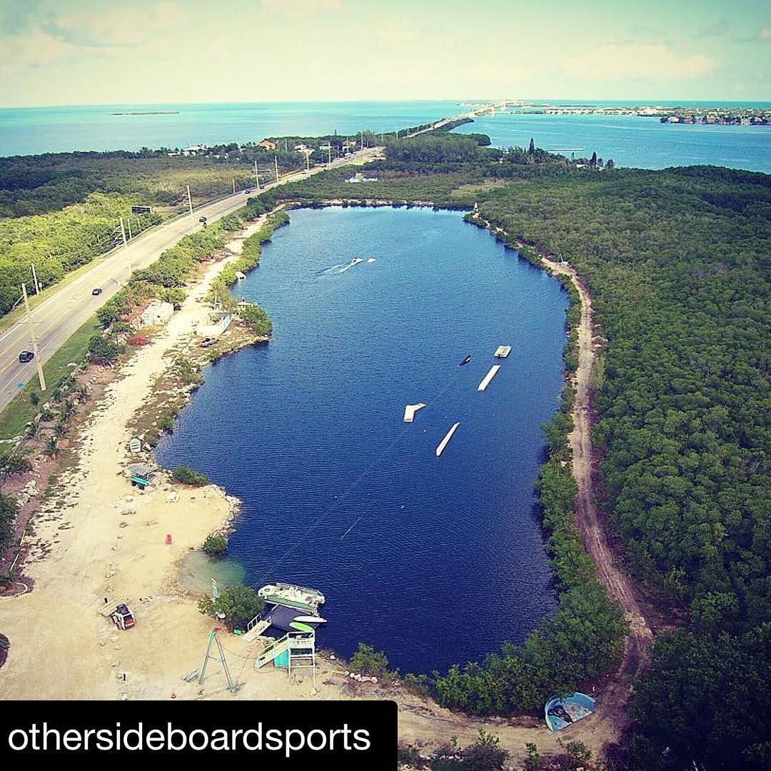 What better way to spend your day laughing and loving with your mama!  Come out to the park and get her on a wakeboard or stop by #lorelei cabana bar in #Islamorada and @paddletheotherside.  If your not feeling sporty cruise over to @othersideboardsports and buy her something fresh because you owe her that at the very least! by keyscable