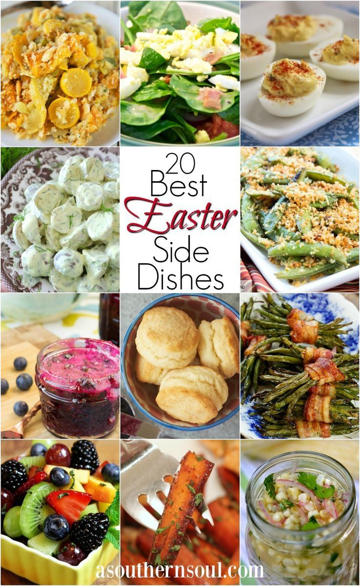 Photo of These delicious Easter side dishes are perfect for your Easter Dinner! #Easter #…